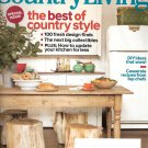 Country Living Magazine March 2012 The Best of Country Style