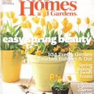 Better Homes and Gardens Magazine March 2013 Easy Spring Beauty
