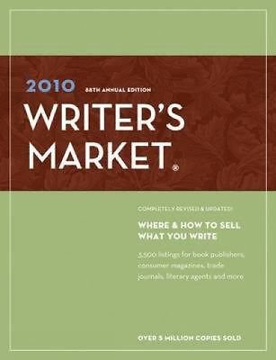 Writer's Market 2010 Where and How To Sell What You Write
