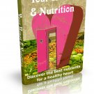 Your Heart and Nutrition Diet - eBook for dieting