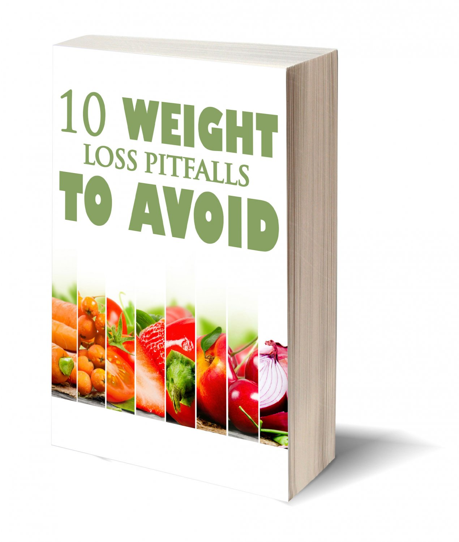10 Weight Loss Pitfalls To Avoid - eBook