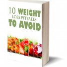 10 Weight Loss Pitfalls To Avoid - eBook