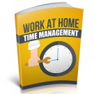 Work At Home Time Management eBook