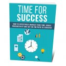 Time for success  eBook