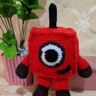 NumberBlocks One Crochet Doll Plush