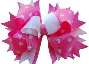 HOW TO Make Hairbow Instructions *Boutique Hair Bows*