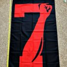 Black Lives Matter Flag Colin Kaepernick United We Stand Silent 3x5ft