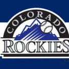 Colorado Rockies Baseball Flag 3X5Ft Banner USA Polyester with Brass Grommets