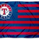 Texas Rangers Nation Sport Flag 3X5Ft Banner USA Polyester with Brass Grommets