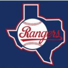 Texas Rangers Logo Sport Flag 3X5Ft Banner USA Polyester with Brass Grommets