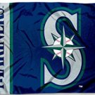 Seattle Mariners Logo US Sport Flag 3X5Ft Banner USA Polyester with Brass Grommets