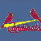 St. Louis Cardinals Baseball Club Flag 3X5Ft Banner USA Polyester with Brass Grommets