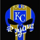 Kansas City Royals flags Digital Print US 3X5Ft Banner USA Polyester with Brass Grommets
