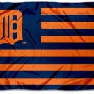 Detroit Tigers Nation Flag 3X5Ft Banner USA Polyester with Brass Grommets