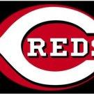 Cincinnati Reds Baseball Club US Flag 3X5Ft Banner USA Polyester with Brass Grommets - 3