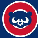 Chicago Cub Baseball Club Flag 3X5Ft Banner USA Polyester with Brass Grommets - 14