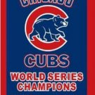 Chicago Cubs Flag Baseball US Flag 3X5Ft Banner USA Polyester with Brass Grommets