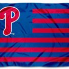 Philadelphia Phillies Nation Flag 3X5Ft Banner USA Polyester with Brass Grommets