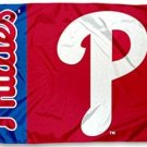 Philadelphia Phillies US flag 3X5Ft Banner USA Polyester with Brass Grommets