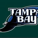 Tampa Bay Rays Logo flag 3X5Ft Banner USA Polyester with Brass Grommets