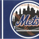New York Mets Logo flag 3X5Ft Banner USA Polyester with Brass Grommets