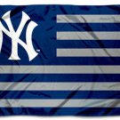 New York Yankees Nation flag 3X5Ft Banner USA Polyester with Brass Grommets