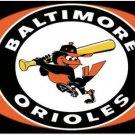 Baltimore Orioles Baseball Team Orange flag 3X5Ft Banner USA Polyester with Brass Grommets  - 26