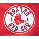 Boston Red Sox Baseball flag 3X5Ft Banner USA Polyester with Brass Grommets