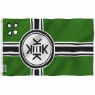 Fly Breeze Republic of Kekistan Flag with Brass Grommets 3X5Ft Banner USA Polyester
