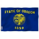 Oregon State Flag - Oregon OR Flag with Brass Grommets 3X5Ft Banner USA