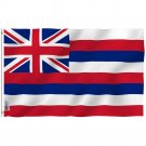 Hawaii State Flag - Hawaiian HI Flag with Brass Grommets 3X5Ft Banner USA
