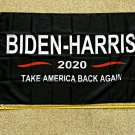 Joe Biden Flag Black Biden Harris 2020 USA Clinton Sign Poster 3x5ft Banner