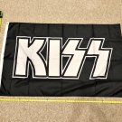 KISS Flag Banner Poster 3x5ft Stephen Tyler Rare Flags Ace Frehley