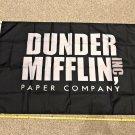 Dunder Mifflin Flag Paper Company Michael Scott The Office 3x5ft