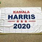 Kamala Harris Flag White Harris for President 2020 3x5ft Flag New