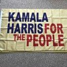Kamala Harris Flag Yellow Harris for President 2020 3x5ft Flag New