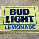 Bud Light Flag 3x5ft Yellow Lemonade Dilly Dilly Bud Poster Banner