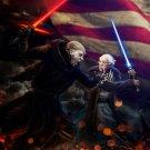 Trump Flag - Bernie Sanders Flag 3x5 FT Fighting For The President USA 2020 Banner