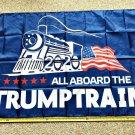 Trump 2020 Flag Blue 3x5Ft Make America Great Again President USA