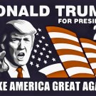 Donlad Trump For President Flag Banner 2020 3x5 Foot