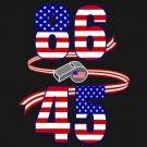 86 45 Trump Flag - Trump 2020 Flag 3x5Ft Keep America Great President USA0