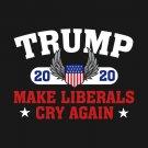 90 x 150cm Trump 2020 Flag Make Liberals Cry Again