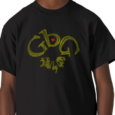 Gifted By God  T-shirt