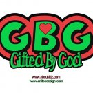 Gifted By God T-shirt (Unitee Design)