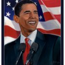 Barack Obama Vintage Magnet