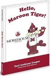 """""""Hello Maroon Tiger!"""" Children's Book"""