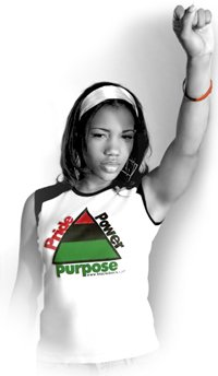 "T-Shirt-""Pride, Power, Purpose"""