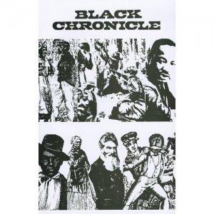Black Chronicle Journal History Book