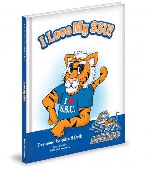 """I Love My SSU!"" Children's Book"