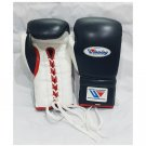 Custom Made, Winning Boxing Gloves, Navy Blue